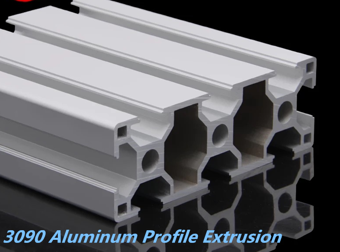 3090 Aluminum Profile Extrusion 30 Series, Aluminum Tube Length 1 Meter And Can Cut Into The Length You Need