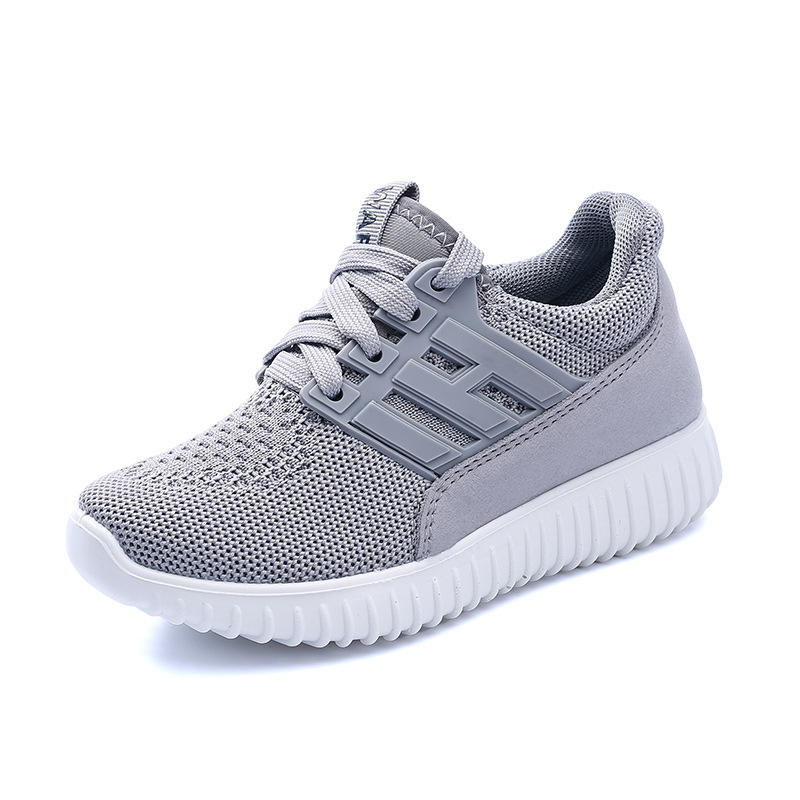 Breathable Children Shoes Soft Training Sneakers Kids Sports Shoes 2019 Autumn New Boys Girls Sneakers Kid's Casual Footwear