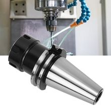 iso30 er32 70l balance collet chuck g2 5 30000rpm cnc tool holder stainless steel with pull stud woodworking machine CAT40-ER32-2.76 Inch Tool Holder High Accuracy Tool Holder CNC Machining Collet Chuck Pull Stud