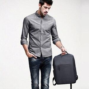 Image 2 - Erkekler Laptop çantası 17 dizüstü bilgisayar Laptop sırt çantası 17 inç büyük sırt çantası USB öğrenci sırt çantaları evren erkek 17 inç dizüstü bilgisayarlar