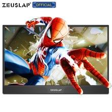 15,6 inch HD touch tragbare monitor 1920*1080P HDR augenschutz usb typ c hmdi monitor touchscreen für win10 laptop
