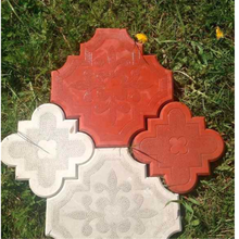 Дорожный боковой камень Пластиковая форма для дорожного сада