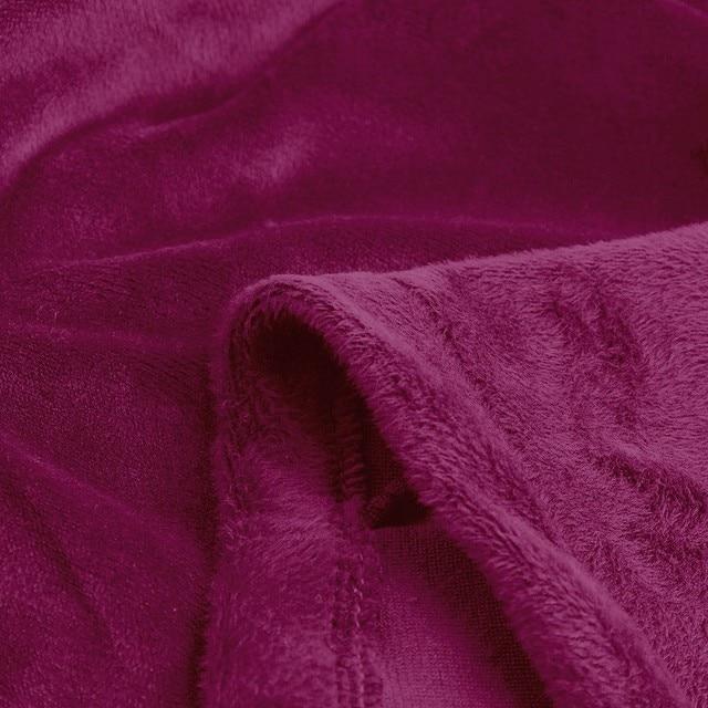 Women Winter Thermal Long Bathrobe Lovers Thick Warm Coral Fleece Kimono Bath Robe Plus Size Nightgowns Bridesmaid Dressing G#g2 6