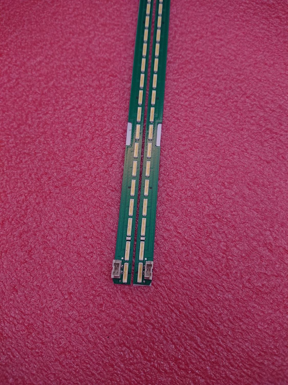 New Kit 2 PCS 60LED LED Backlight Strip For LG 55UF6450 55UH6150 55UF6430 6916L2318A 6916L2319A 6922L-0159A 55UH615V 55UF770V