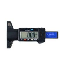 High quality Digital Tire Tread Depth Gauge Meter Measurer for Cars Trucks and SUV, 0 25.4mm
