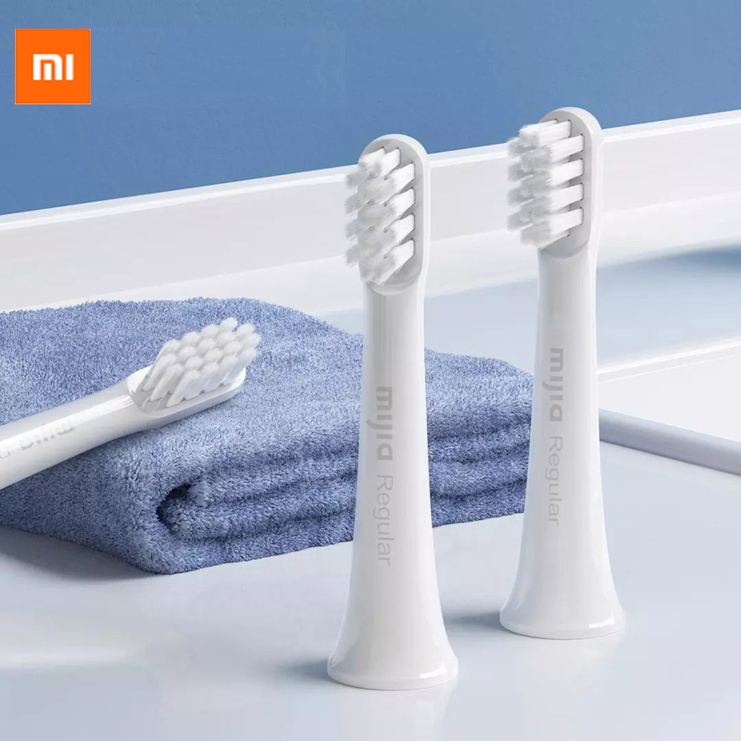 3pcs Original Xiaomi T100 Toothbrush Replacement Teeth Brush Heads T100 Electric Oral Deep Cleaning Sonicare Toothbrush Heads