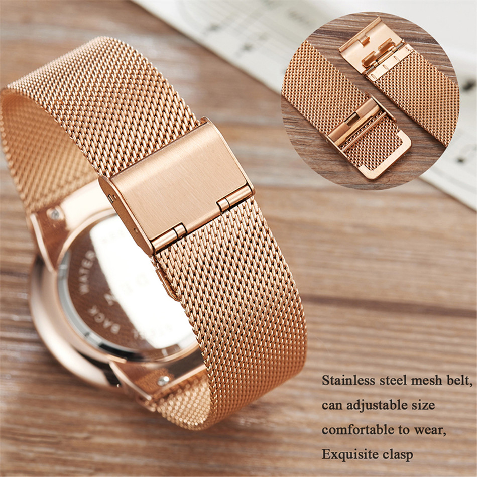 Heaf7e14cb01c44e98baa02a4594468f07 - Watch Women And Men Watch LIGE Top Brand Luxury Ladies Mesh Belt Ultra-thin Watch Waterproof Quartz Wrist watch Reloj Mujer