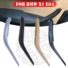 Upgraded ABS Car Set Interior Door Pull Handle Armrest Outer Cover Trim For BMW X1 E84 2010 2016