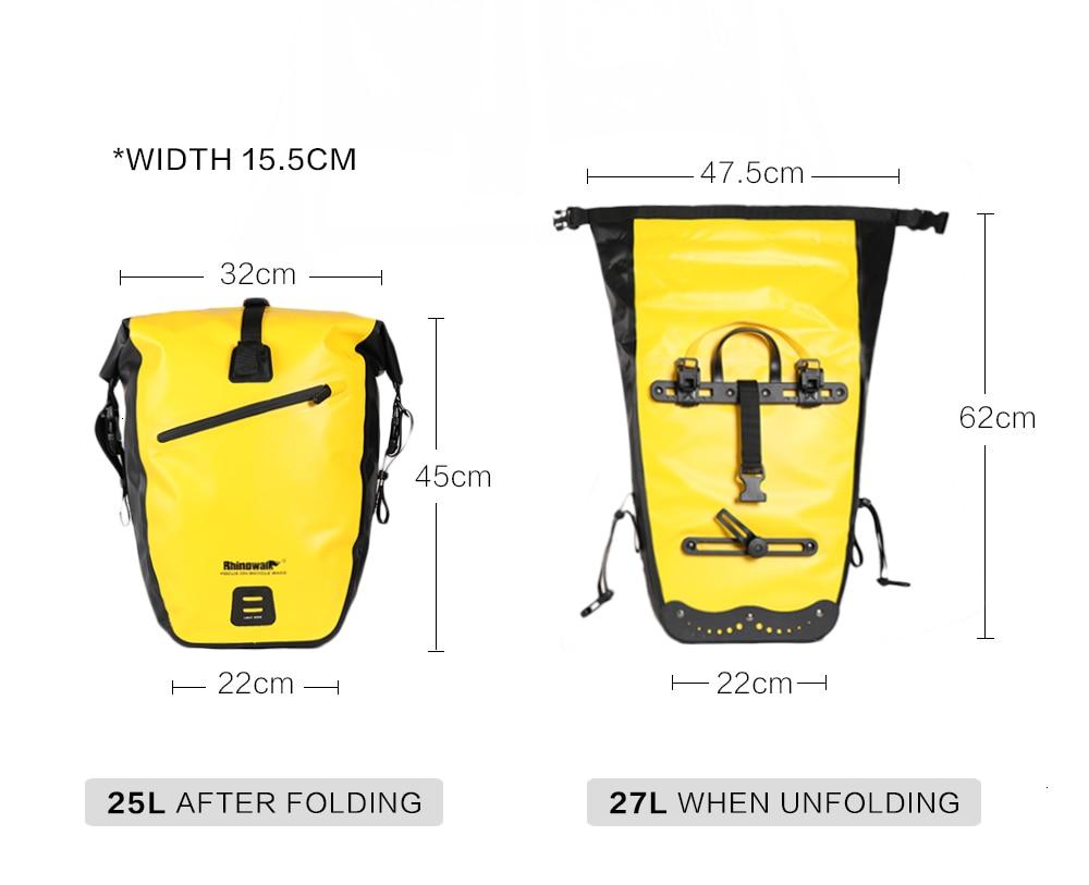 Waterproof Bike Pannier Bag (13)