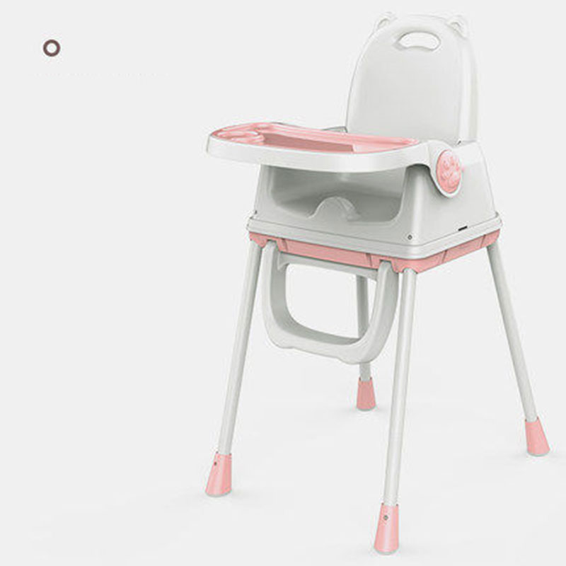 Children's Dining Chair Multi-Function Portable Multi-Mode 5 Years Old And Below Baby Multi-Color Optional