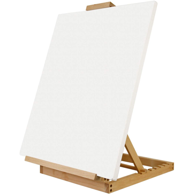 Wooden Easel Stand Adjustable Tabletop Sketch Easel Accessories Studio H-Frame For Artist Painting Easel Drawing Art Supplies