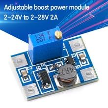 Boost-Converter Power-Module Step-Up Adjustable Smart Electronics Dc-Dc sx1308 2-24V