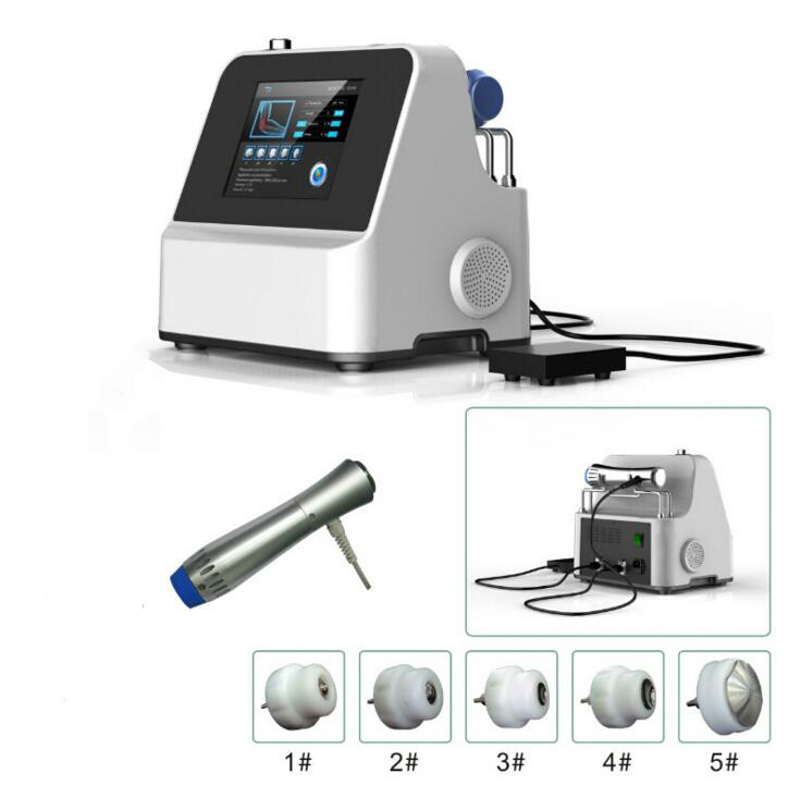 Physiotherapy Shock Wave Analgesia / Extracorporeal Shock Wave Therapy Device / ED Treatment