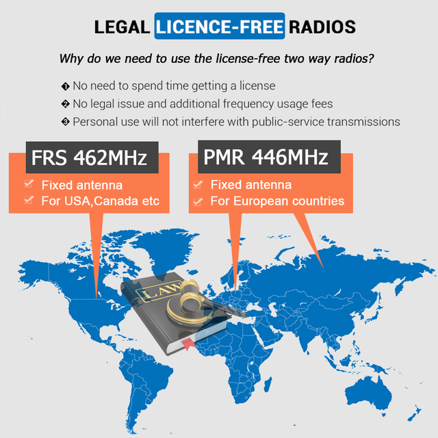 RETEVIS RT28 Walkie Talkies 6 pcs PMR Radio VOX PMR 446 FRS Portable Mini Two Way Radio Station Transceiver with six way charger 3