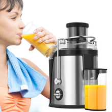 Juicer Machines 800 W Centrifugal Juicer 75 Mm Filling Opening Easy Clean  Juice Extractor Fruit Vegetable Drinking Machine