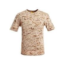 Быстросохнущая тактическая рубашка для охоты камуфляжные рубашки