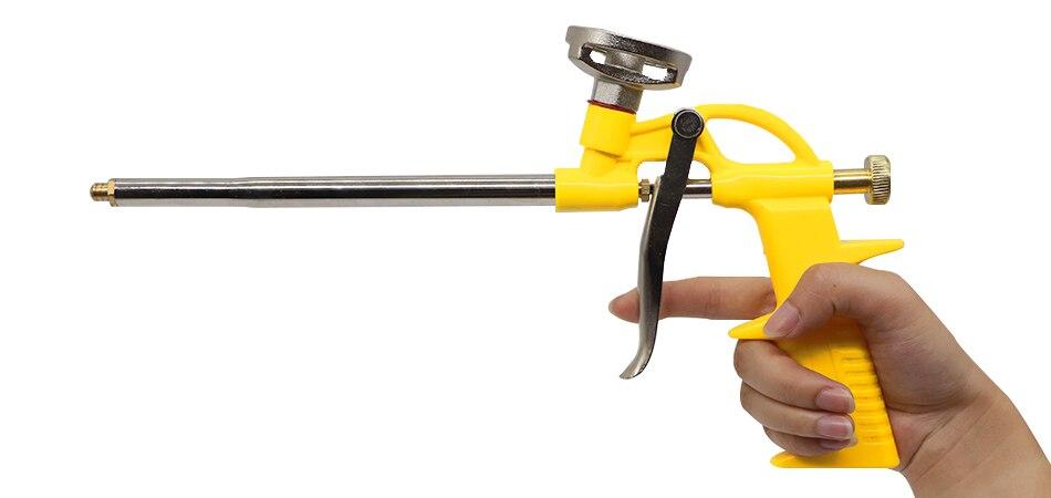 espuma selante pistola de espuma arma de