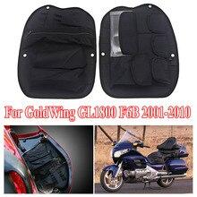 Case Organizer Inner-Bags Motorcycle Bag-Tool Wing Trunk GL1800 HONDA Golden Lid