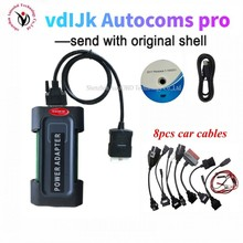 2021 NEUE VCI 2017.R3 keygen VD DS150E CDP mit Bluetooth für vdIJk Autocoms pro Obd2 Auto Lkw Diagnose Werkzeug Obd obd2 Scanner