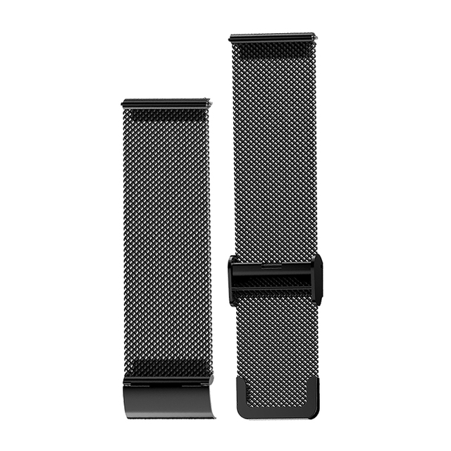 KEA Silicone Steel Leather watch strap