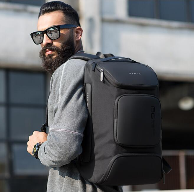 Рюкзак KAKA мужской, для ноутбука 15,6 дюймов, с USB зарядкой|Рюкзаки|   | АлиЭкспресс