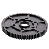 1PC Model Car Driven Gear R86028 87T Plastic Gears for RGT 86100 1:10 RC Cars Accessories