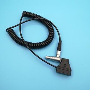 Image 5 - Teradek Bolt, Magicsky Videolink VL300 VL600, Vaxis transmisión de imagen inalámbrica en espiral Cable de alimentación 0B 2 Pin ángulo recto a d tap