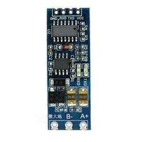 S485 to ttl 모듈 ttl to rs485 신호 변환기 3 v 5.5 v 절연 단일 칩 직렬 포트 uart 산업용 등급 모듈|건물 자동화|   -