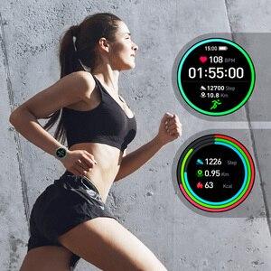 Смарт часы IMILAB KW66 для мужчин и женщин, Bluetooth 5,0, спортивный фитнес трекер, часы с пульсометром, водозащита IP68, Смарт часы Смарт-часы      АлиЭкспресс