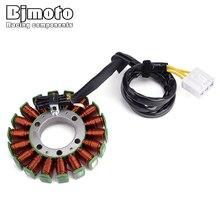 BJMOTO รถจักรยานยนต์ Stator COIL สำหรับ Honda CBF1000 CBF 1000 SC58 2006 2010 31120 MFA D01 31120 MGJ D01 Magneto Generator