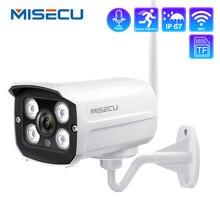 MISECU HD 1080P Camera IP WiFi An Ninh Ngôi Nhà IP 2MP Giám Sát Không Dây WiFi Viên Đạn Chống Nước Onvif P2P camara