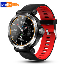 S18 كامل شاشة اللمس ساعة ذكية الرجال IP68 للماء ساعة مراقب معدل ضربات القلب ساعة ذكية لنظام تشغيل الأندرويد الروبوت الهاتف الرياضة ووتش
