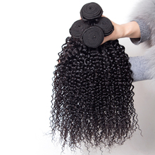 wholesale hair bundles afro kinky curly hair 4 bundles human hair bundles deals non remy Peruvian Brazilian hair weave bundles