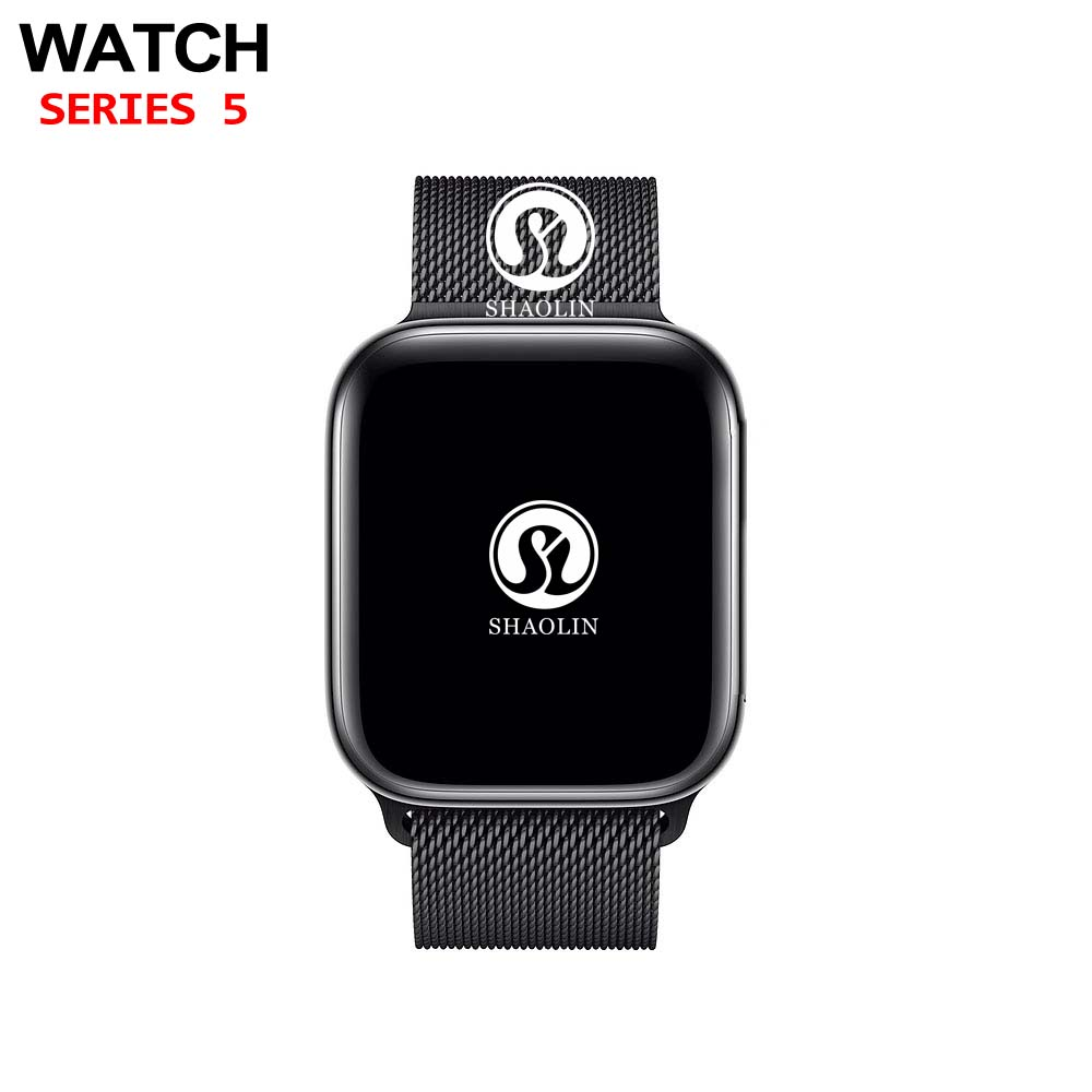 Bluetooth Smart Watch 4 <font><b>1</b></font>:<font><b>1</b></font> <font><b>SmartWatch</b></font> 42mm Case for Apple watch iphone iOS Android Heart Rate ECG Pedometer Series 4 image
