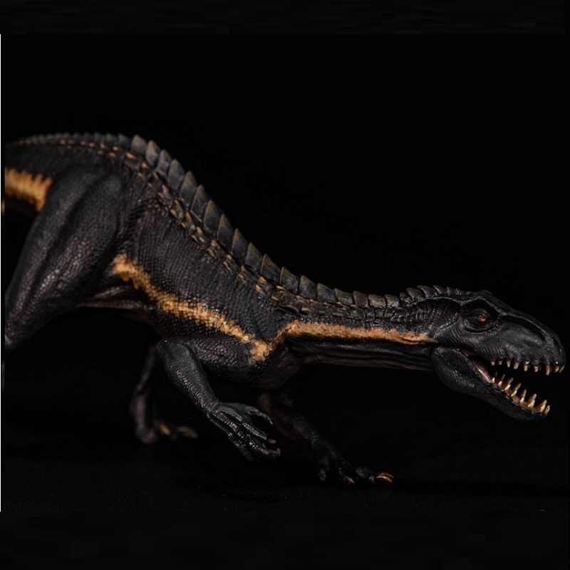 Nanmu Dinosaurio Berserker Raptor Indoraptor Con Figura Humana Pequena Mandibula Movil Version De Color Negro 1 35 Figuras De Juguete Y Accion Aliexpress Alive indoraptor park game, donde te mantendrán en cautiverio. aliexpress