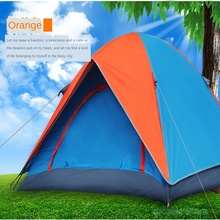 3-4 people windproof camping tent double waterproof outdoor travel tourism tent UV protection travel tent automatic camping tent with uv protection 2020 open tent portable waterproof tent outdoor family tourist camping sun shade tent