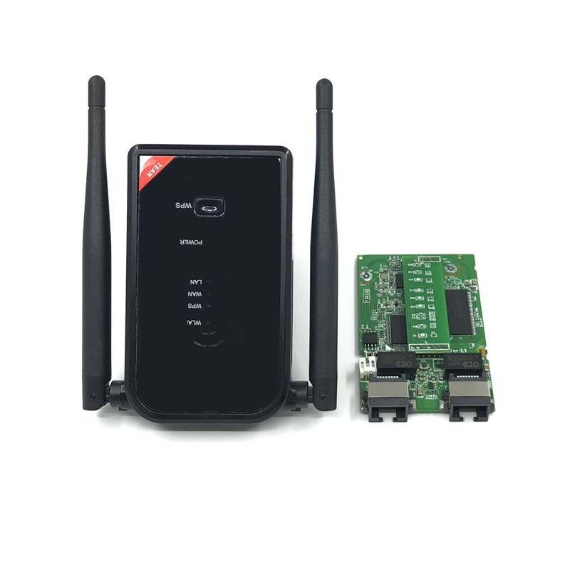 Repeater Wifi Wireless Router2.4G300M Extender AP Booster Amplifier LAN Client Bridge IEEE802.11b / G / N EU Plug Wi Fi Roteador