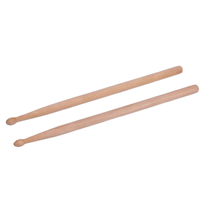 2pcs 5A Size Maple Wooden Drum Sticks Drumsticks Percussion Instruments Parts & Accessories Professional Light Weight