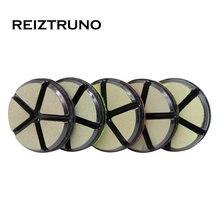 Reiztruno керамические полировочные подушечки 3 дюймовый бетонный