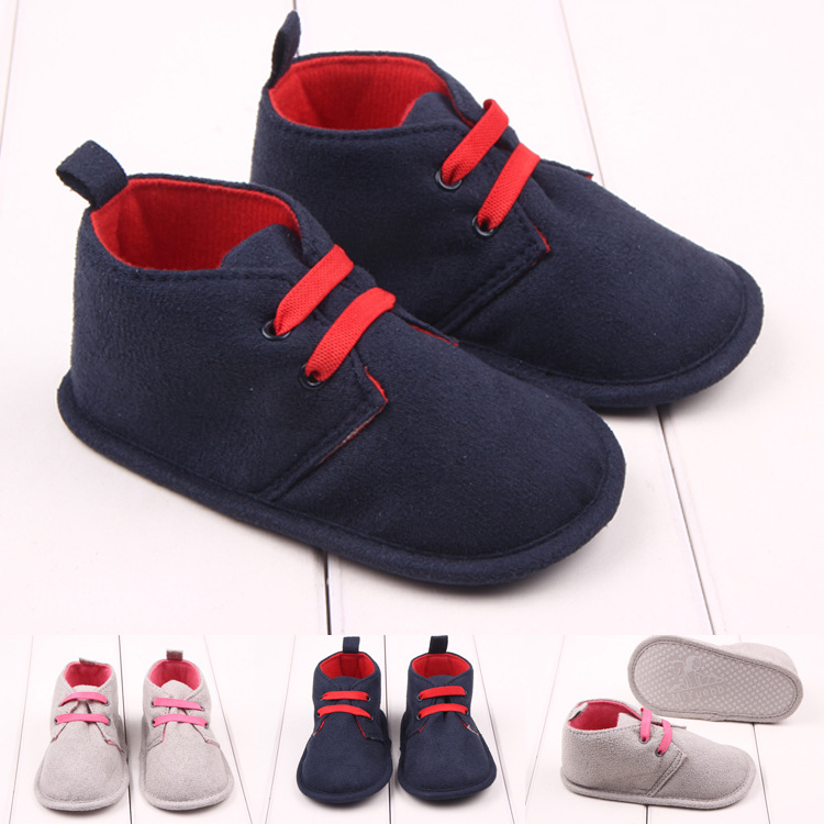 Baby Shoes Newborn Warm Leather Slipper Kids Booties Winter Moccasins Nubuck Footwear Toddler Children Soft Sole First Walkers