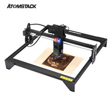 ATOMSTACK A5 20W Laser Engraver CNC 410*400mm Carving Area Desktop DIY Engraving Cutting Machine Upgraded Fixed-focus Laser