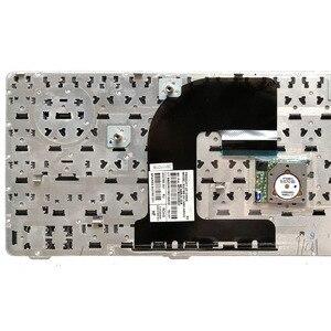 Image 5 - Клавиатура для ноутбука HP EliteBook 8470B 8470P 8470 8460 8460p 8460w ProBook 6460 6460b 6470 с серебристой рамкой