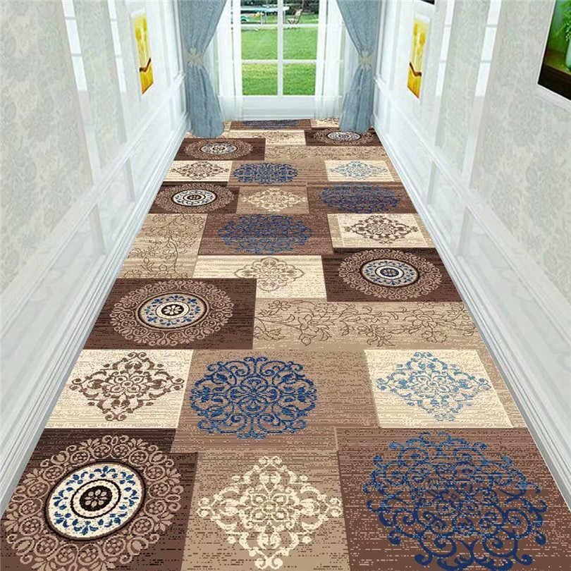 tapis long pour couloir 1 metre de