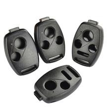 Afstandsbediening Auto Sleutel Shell 2 3 4 5 Knop Vervanging Fob Shell Case Voor Auto Hot Flip Vouwen(China)