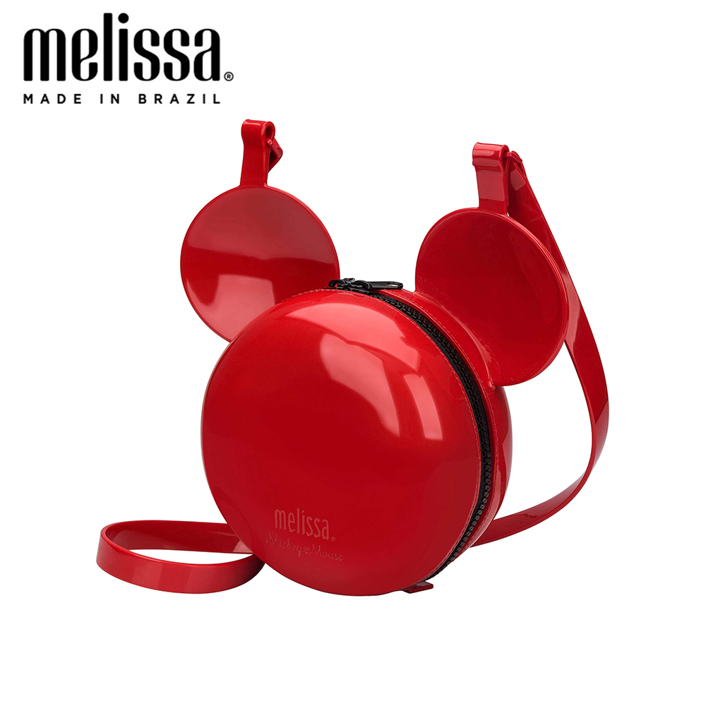 Melissa Mickey Cute Bag Original 2020 New Boy Girl Jelly Bag With Sandals Princess Bag Girl Mini Melissa Jelly Shoulder Bags