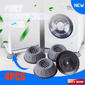 tacos antivibración como solución para cuando la lavadora hace ruido al secar la ropa