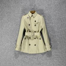 The 2020 spring collection will feature a new trench coat fo