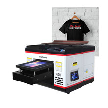 Erasmart A3 Tshirt Printing Machine DTG Printer For T-Shirt