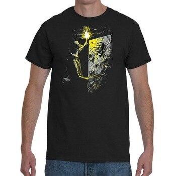 Tops camiseta Indiana Jones Meets Han Solo camiseta regalo divertido algodón para hombres mujeres camiseta S-5XL talla 11 colores