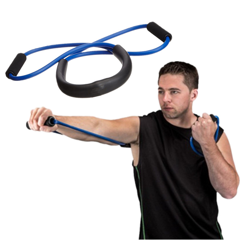 Shadow Boxing Resistance Band Rubber Speed Training Pull Rope Power Workout